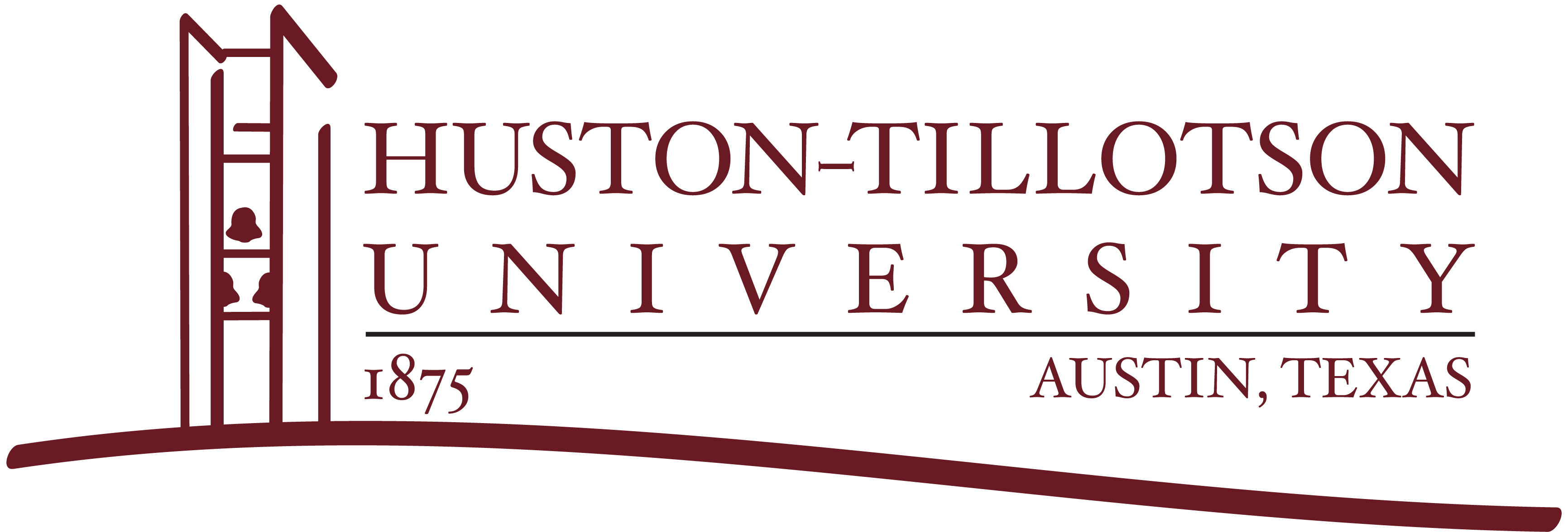 Huston-Tillotson University logo